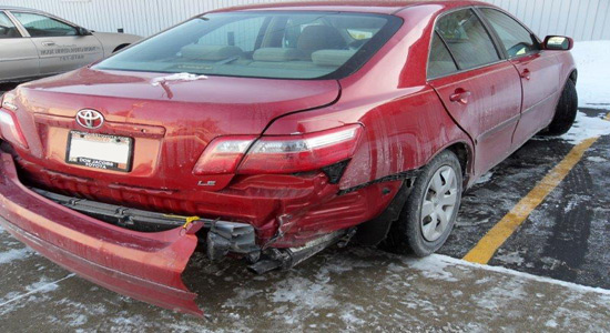 Auto Body Repair Shop - Accident 5