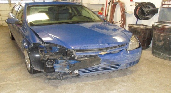Auto Body Repair Shop - Accident 9