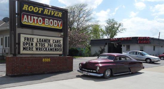 RootRiver - Auto Body Shop Repair